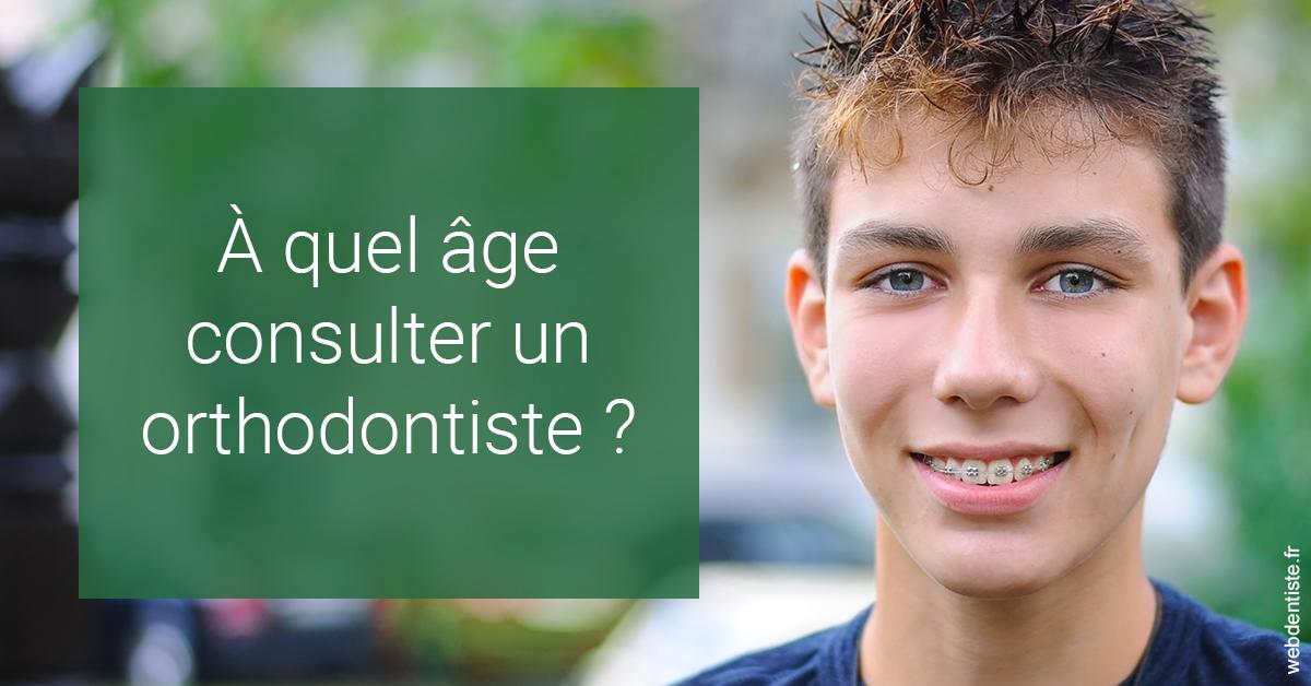 https://webdentiste.test-moncomptewebdentiste.fr/A quel âge consulter un orthodontiste ? 1